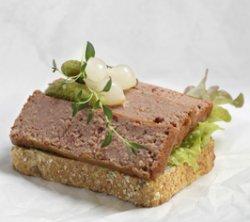 Prøv også Smørbrød med Vita hjertego  mager postei.