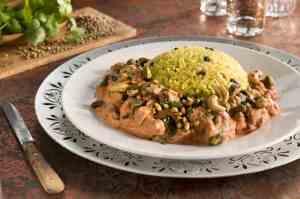 Prøv også Pilaff med stekt kjøtt fra Tyrkia.