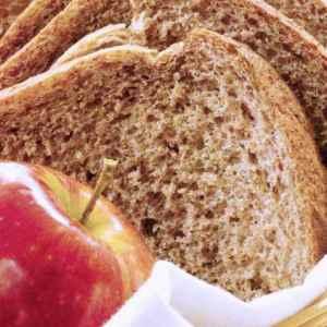 Prøv også Eplebrød (kan lages i brødbakemaskin).