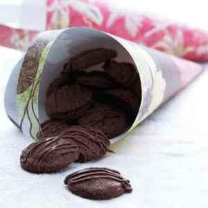 Prøv også Sjokoladekjeks med marsipan.
