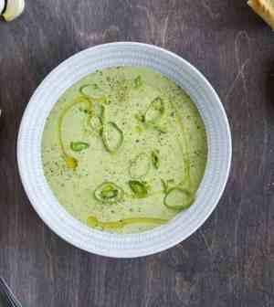Prøv også Purre- og potetsuppe 1.