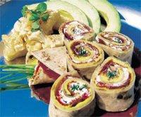 Birkebeiner Fenalårruller med honningstekte poteter 1 oppskrift.