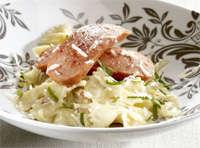 Prøv også Kjøttpølser med kremet pasta.