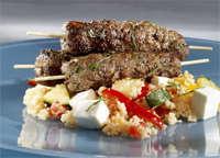 Prøv også Spennende spyd av kjøttdeig.