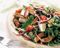 Edel salat oppskrift.