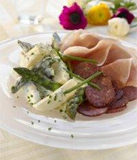 Prøv også Speketallerken med potet og asparges.