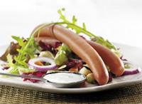 Prøv også Wienerpølse med bønnesalat.