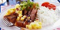 Prøv også Marinert Texas-stek med ananassalsa.