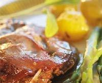 Prøv også Saltimbocca med svinekjøtt.