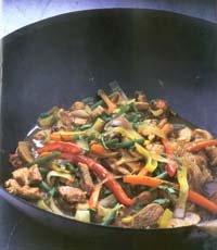 Les mer om Svinaktig moro med wok hos oss.