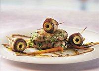 Prøv også Ytrefilet av svin med olivenfylte dadler.
