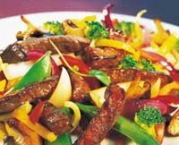 Prøv også Biffstrimler i wok.
