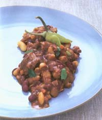 Chili con Carne 8 oppskrift.