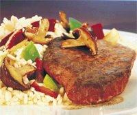 Prøv også Hverdagsbiff med ris, grønnsaker og saus.