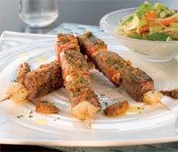 Prøv også Møre biffspyd med sataysaus og sprø asiatisk salat med koriander og lime.