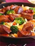 Prøv også Red Curry Beef med biffstrimler.