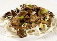 Prøv også Teryaki wok med nudler, shitakesopp og sesamfrø 1.