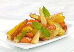 Prøv også Honningbakte rotgrønnsaker.