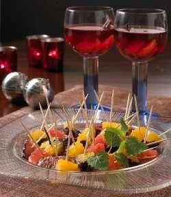 Prøv også Appelsindrikk med rødvin.