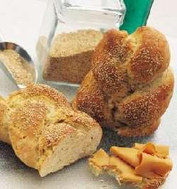 Prøv også Flettebrød med nøttesmak.