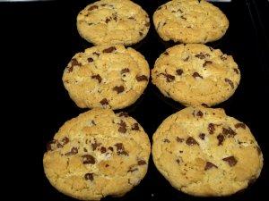 Prøv også Chip cookies.