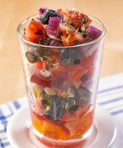 Prøv også Løk og tomatsalsa.