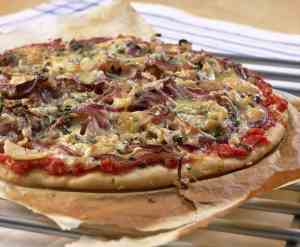 Prøv også Løkpizza.