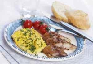 Prøv også Eggerøre med røkt peppermakrell.