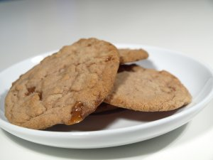 Prøv også Daim Cookies.