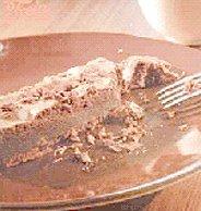 Mud-cake oppskrift.