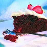 Prøv også Sjokoladekake med Philadelphiaglasur.