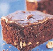 Sjokoladeruter fra Freia oppskrift.