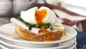 Prøv også Egg Benedict.