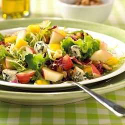 Prøv også Eplesalat med blåmuggost.