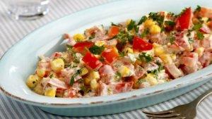 Prøv også Mais- og tomatsalat.
