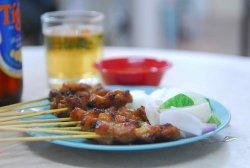 Prøv også Kylling Satay fra Malaysia.