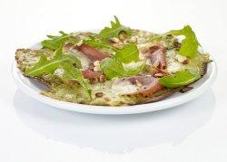 Prøv også Tortilla pizza.