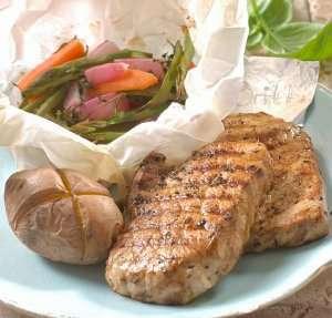 Prøv også Grillet skinkebiff.