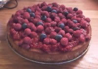 Prøv også Mandelkake med bær.