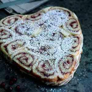 Prøv også Charlotte Russe-kake.