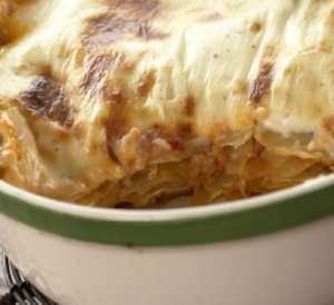Les mer om Lasagne med kyllingkjøttdeig hos oss.