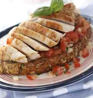 Prøv også Bruschetta med kylling.