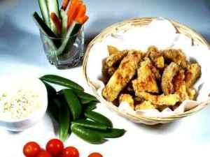 Prøv også Tempurastekt kyllingfilet.