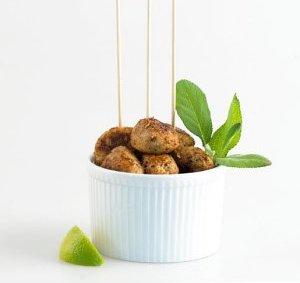 Prøv også Kyllingboller med sitron og salvie.