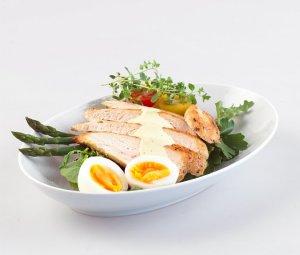 Prøv også Cæsarsandwich med kylling.