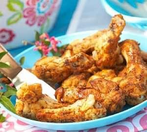 Prøv også Kyllingklubber med favorittsaus.