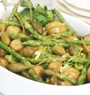 Prøv også Vårlig potetsalat.
