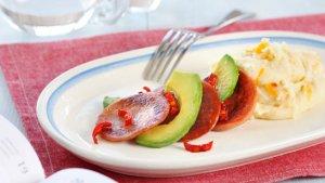 Prøv også Falukorv med avokado.