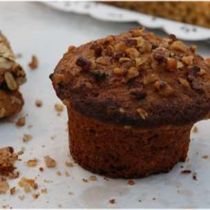 Prøv også Cindy Maries grove muffins.