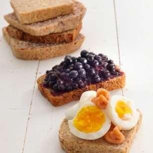 Prøv også Helkornbrød til brødbakemaskin.